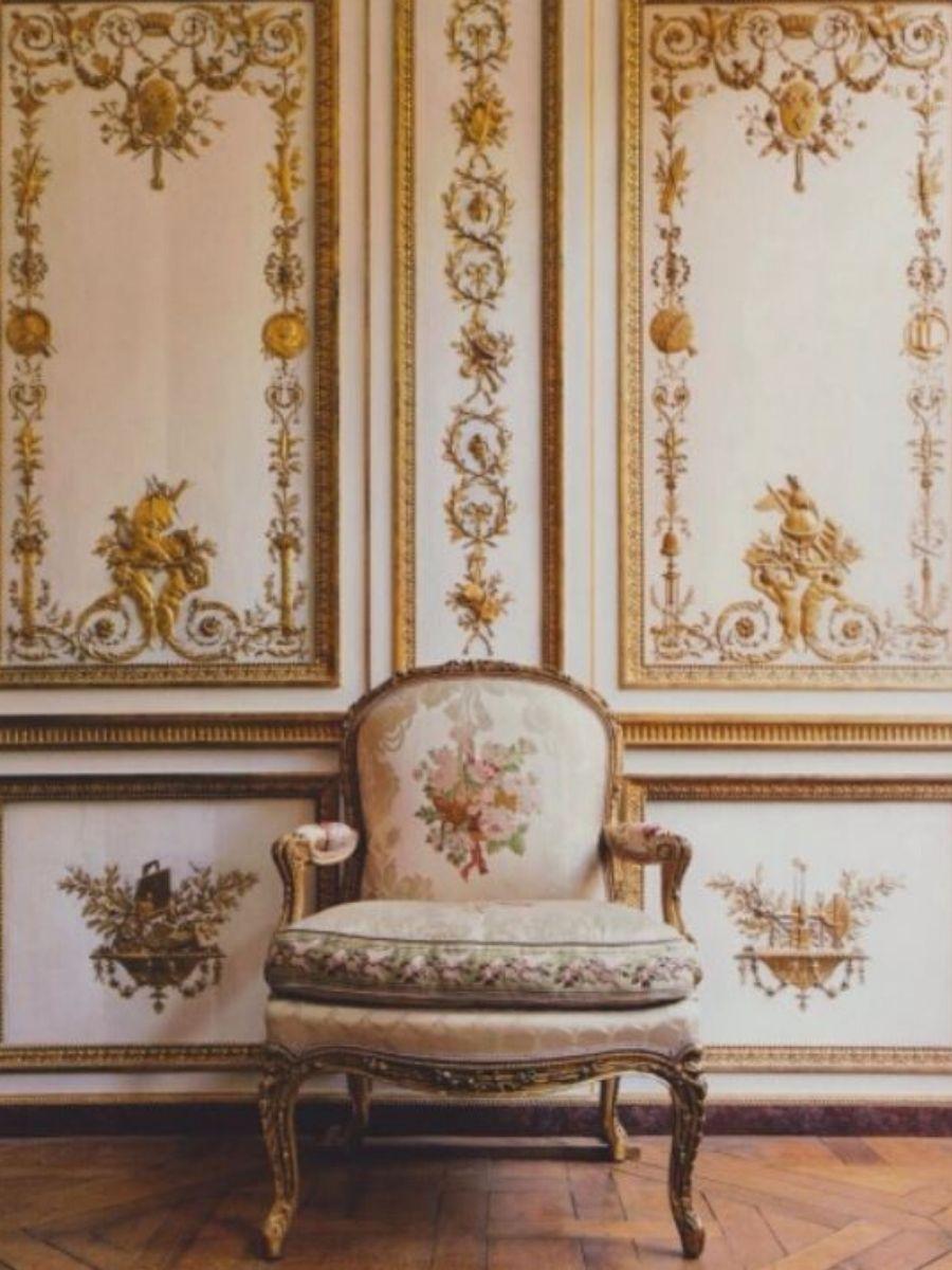 inspiración estilo barroco