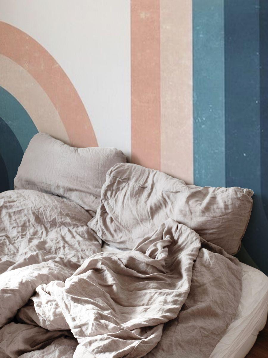 mural colores arcoiris